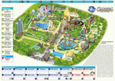 Mappa Caneva 2016