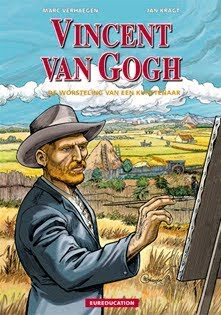 Ear To The Ground Van Gogh Comic Available Soon For The Kids