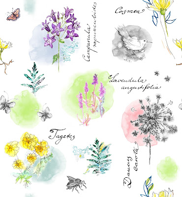 http://www.spoonflower.com/fabric/4519523-rooftop-garden-book-by-evamarion