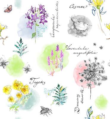 http://www.spoonflower.com/fabric/4519523-rooftop-garden-book-by-evamarion