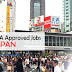 List of POEA Approved Jobs to JAPAN 2019