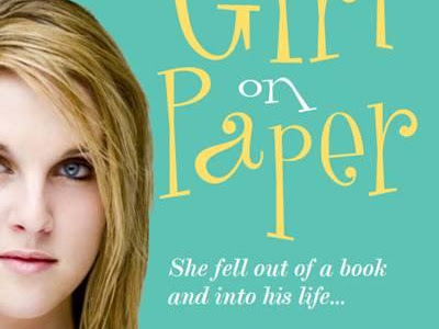 Novel of the Week - The Girl on Paper by Guillaume Musso