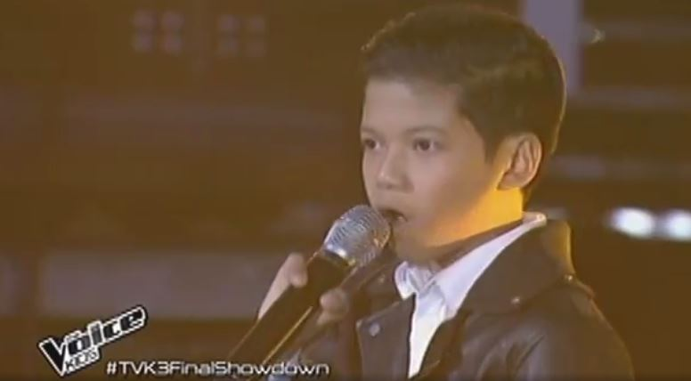 Justin Alva 'The Voice Kids Philippines' Grand Finals Performances
