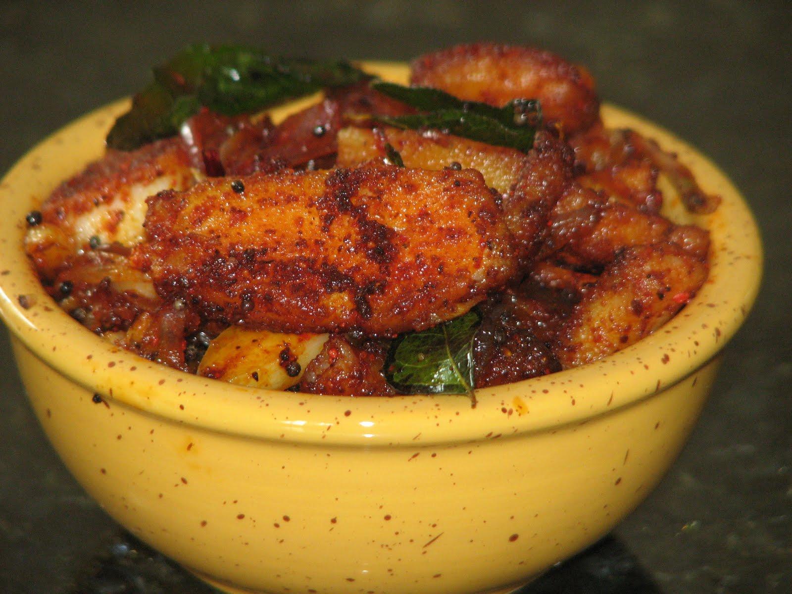 Ranji's Kitchen Corner: FISH PICKLE