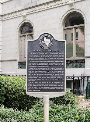 Thomas William House, Jr. Historical Marker