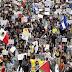 """""""Δεν είσαι ο πρόεδρός μου"""": Χιλιάδες διαδηλωτές κατά του Τραμπ"""