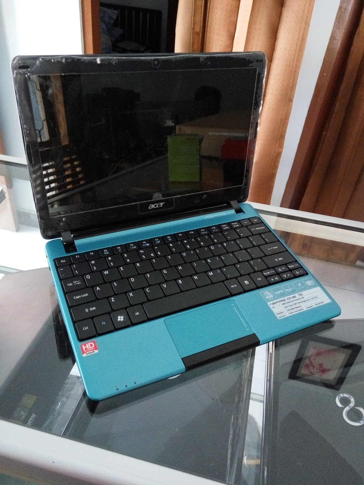 Jual Acer Aspire One 722 C68bb Second Mulus