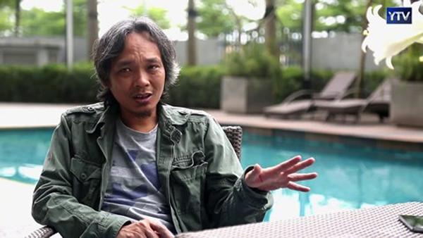 Nhà báo Phạm Trung Tuyến- Phó Giám đốc Kênh VOV giao thông
