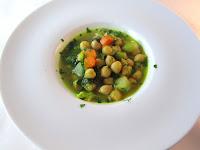 Potaje de garbanzos y verduras al curry
