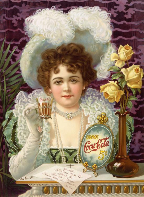 Coca-Cola advertisement