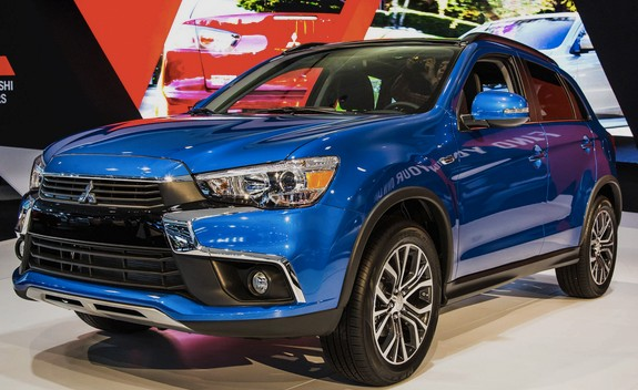 2018 mitsubishi outlander sport review cars reviews rumors and prices. Black Bedroom Furniture Sets. Home Design Ideas