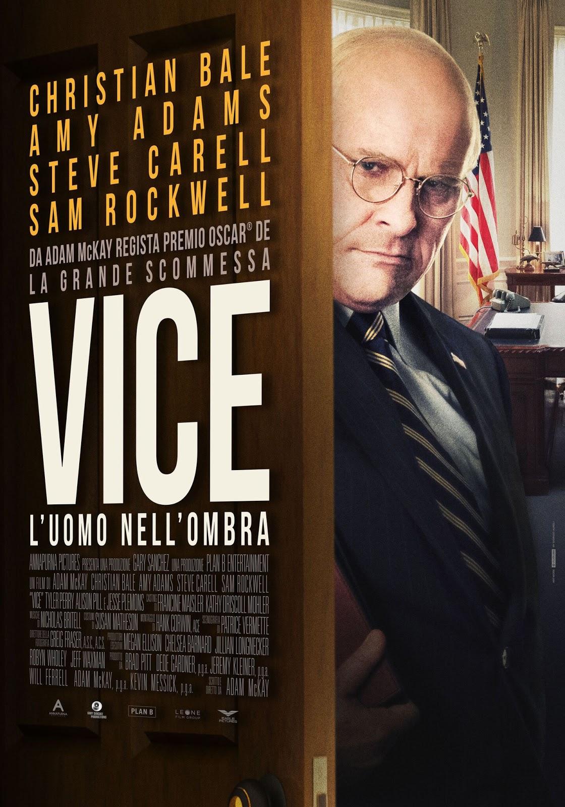Vice: L'Uomo Nell'Ombra - Trailer Ufficiale Italiano