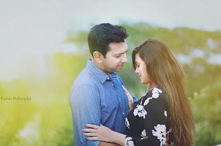 Tahsan Rahman Khan and Azmeri Asha