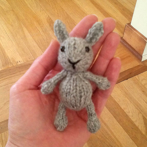 Little Baby Bunny - Free Pattern
