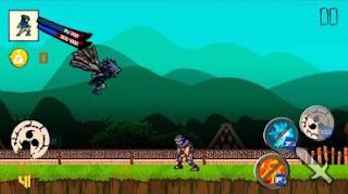 Ninja Kakashi Team Revenge MOD APK