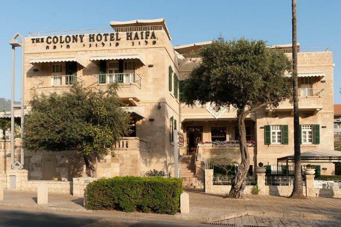 מלון קולוני חיפה – חופשה רומנטית במלון עתיק במושבה הגרמנית