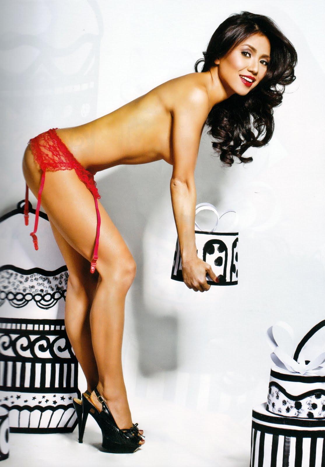 jacq yu sexy playboy topless pics 02