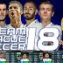 تحميل لعبة دريم ليج سكور 18 مود ريال مدريد DLS 18 Mod Real Madrid مهكرة (امول) اخراصدار|| جميع لاعبين طاقتهم 100%