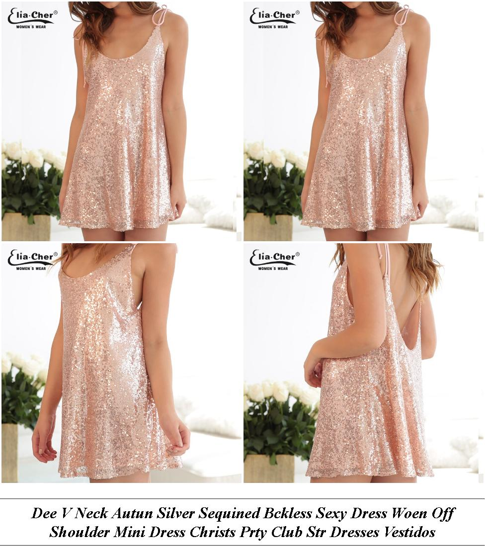 Dusty Pink Lace Dress With Sleeves - Womens Online Fashion Sale - Formal Dresses Usa