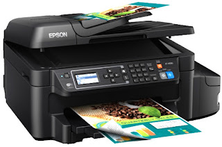 Epson Expression ET-4550 Printer Driver Download