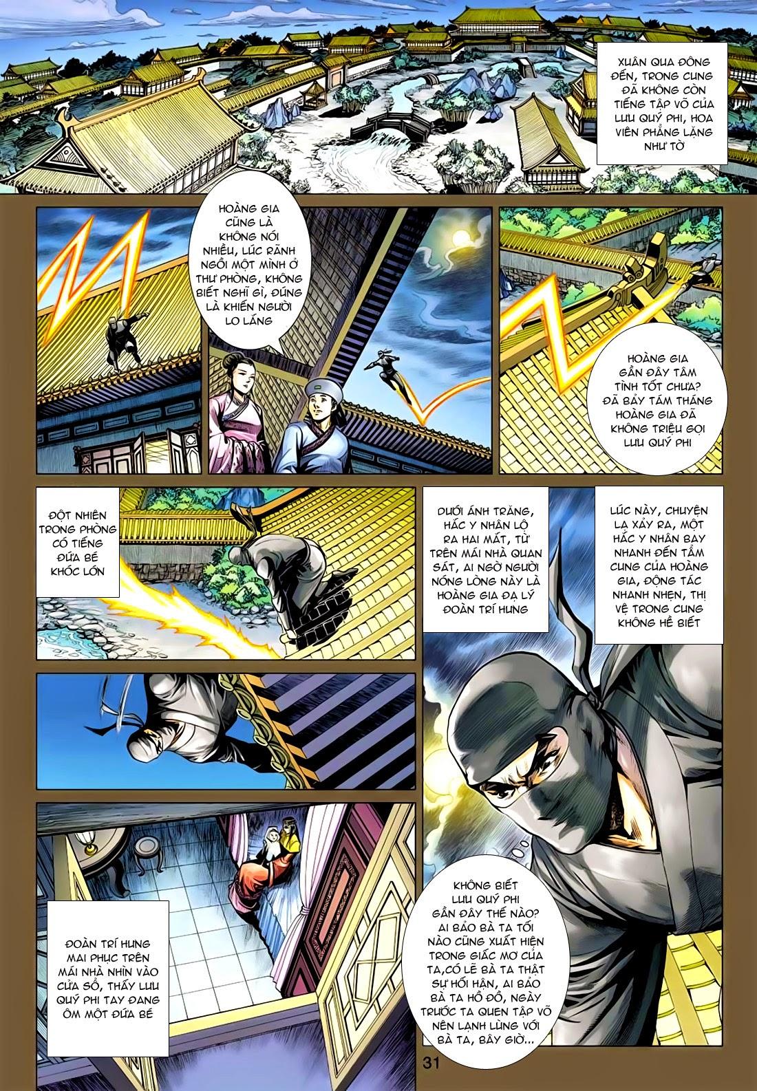 Anh Hùng Xạ Điêu anh hùng xạ đêu chap 77: thế thượng tối cường võ công trang 31