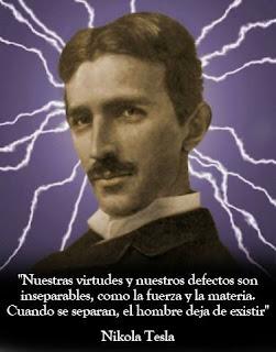 Nicola Tesla, Su vida