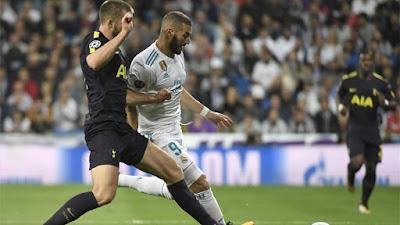 Real Madrid - Tottenham 2017