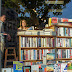 Kramerbooks & Afterwords Cafe late afternoon
