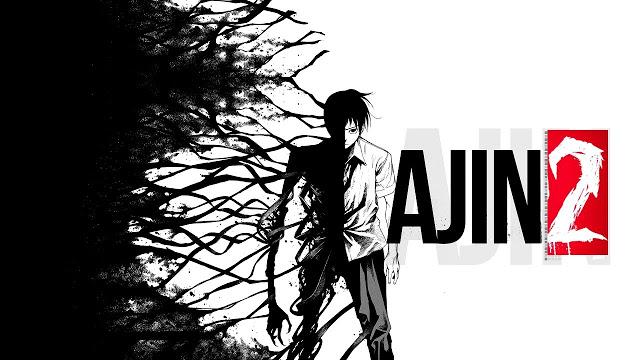 Ajin Season 2 Sub Indo