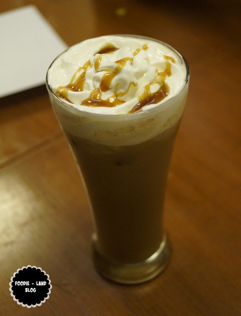Toffee Latte@Winter Hotties @ Au Bon Pain | Bangalore