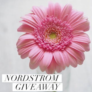 Enter the May Nordstrom Insta Giveaway. Ends 6/20. Open WW