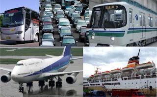 Materi Peran Teknologi dalam Interaksi antarruang di Negara Asean - Transportasi