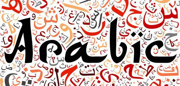 menulis arab