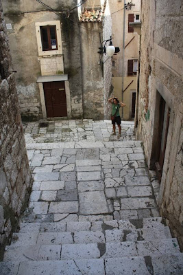 Old town of Sibenik