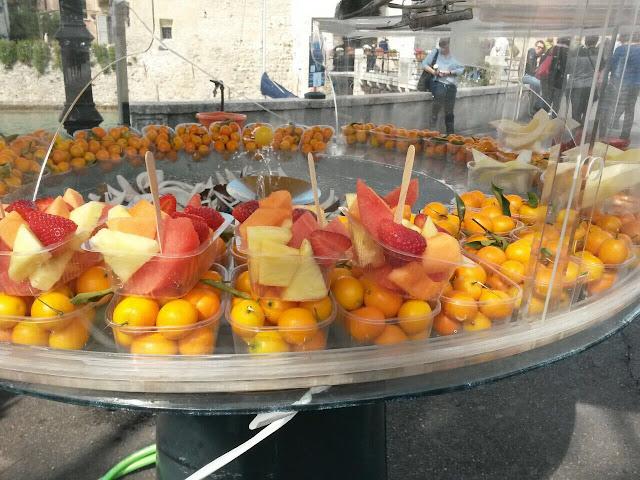 İtalya Meyve