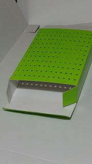 caja expositora y contenedora