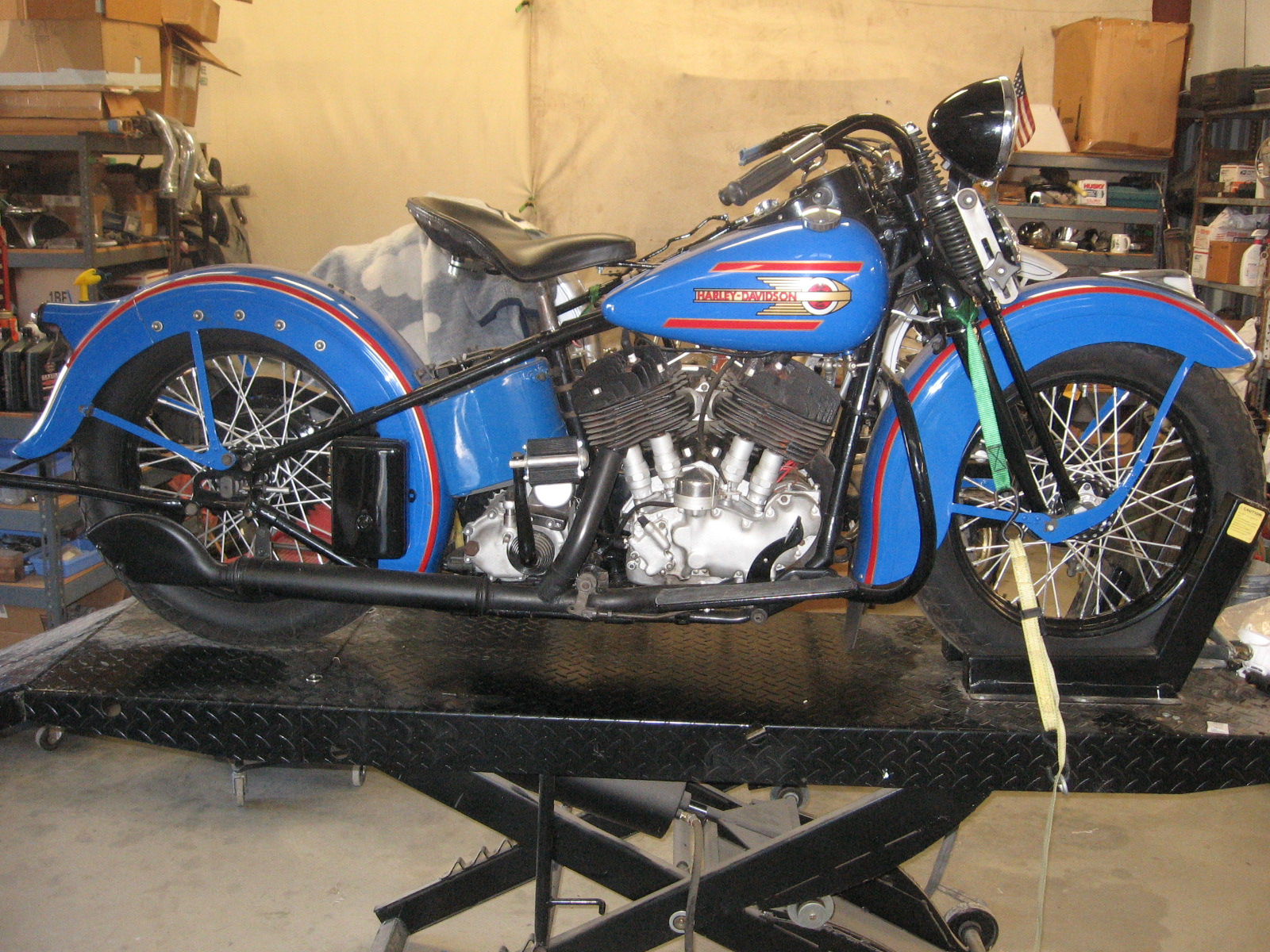 Harley ulh for sale
