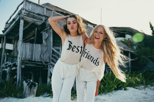 10 Propósitos de Año Nuevo, para ser la mejor amiga del mundo