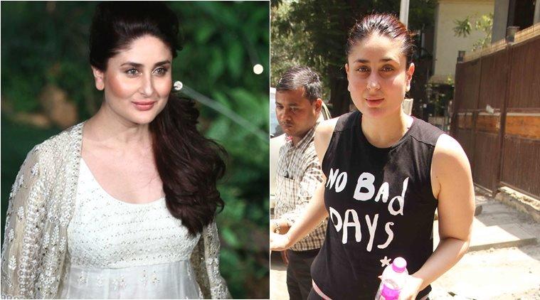 Bollywood actress Kareena Kapoor has lost 12kg