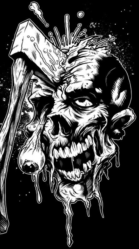 iphone 6 zombie wallpapers hd desktop backgrounds