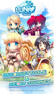 Luna Mobile APK MOD MMORPG