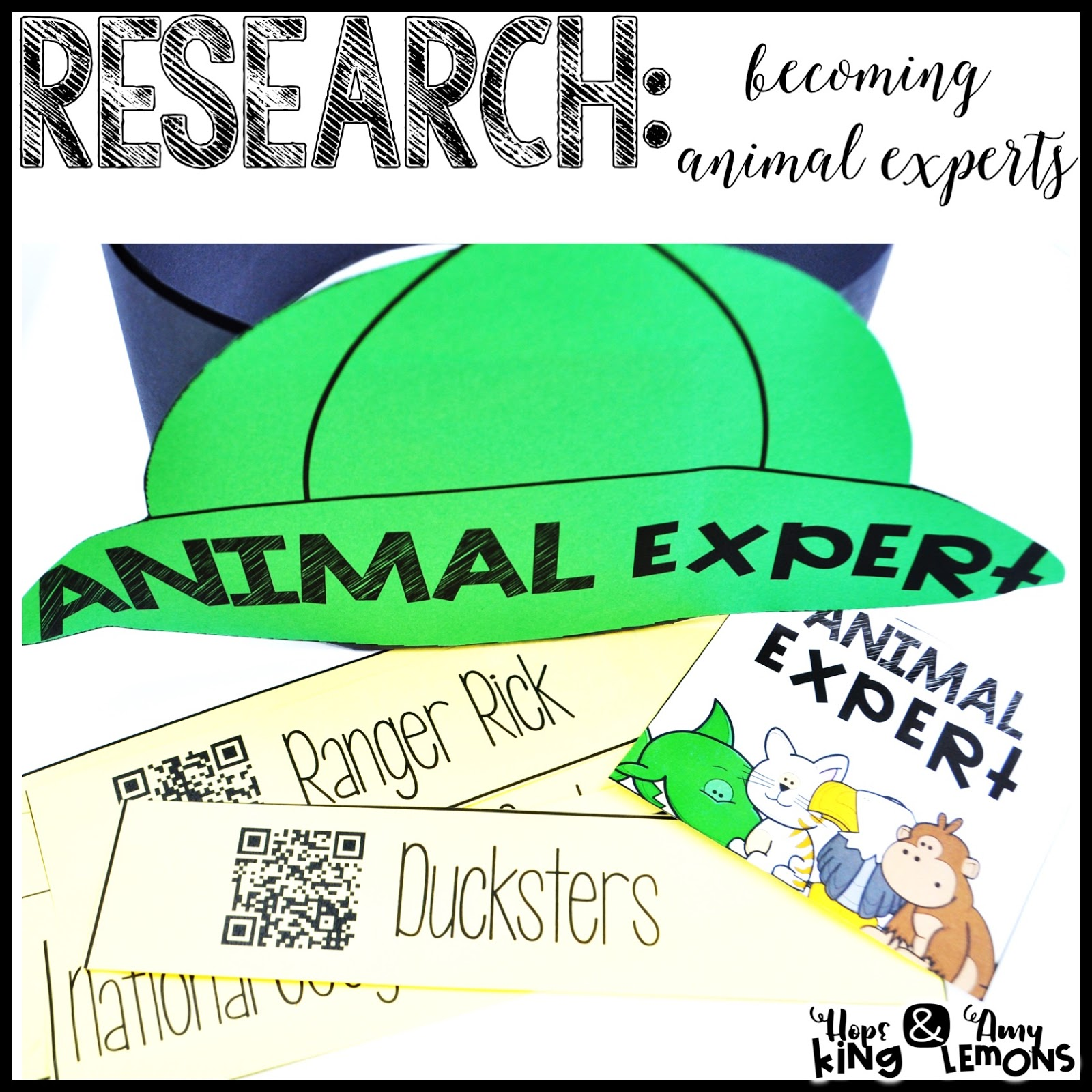 Research For Kids Animals And Continents