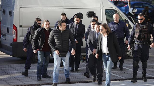 Ολομέλεια ΣτΕ: «Ναι» στη χορήγηση ασύλου στον έναν από τους οκτώ Τούρκους αξιωματικούς!
