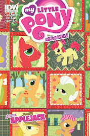 MLP Micro Series #6 Comic