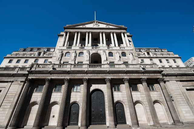 Ngân hàng Trung ương Vương quốc Anh