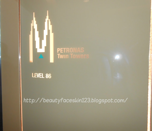 KLCC  PETRONAS TWIN TOWER SKYBRIDGE