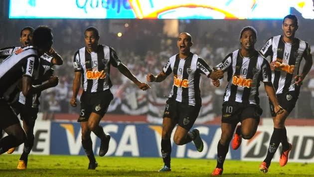 Zamora vs Atlético Mineiro en Vivo