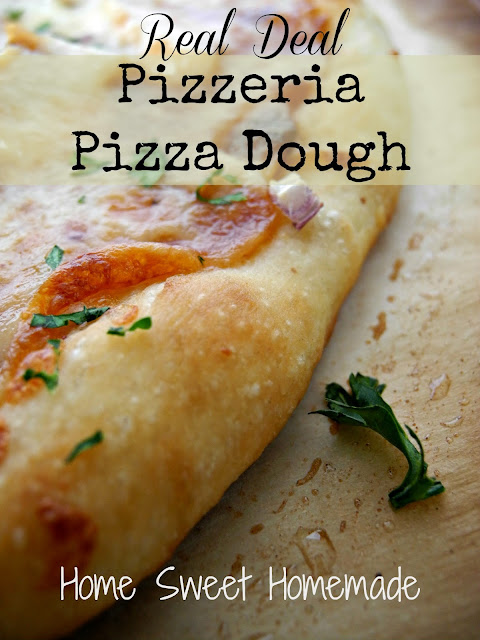 Pizzeria Pizza Dough