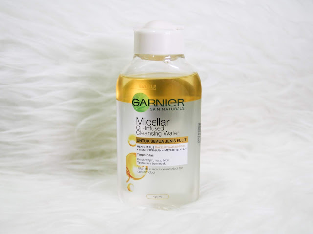 Garnier-Micellar-Oil-Infused-Cleansing-Water