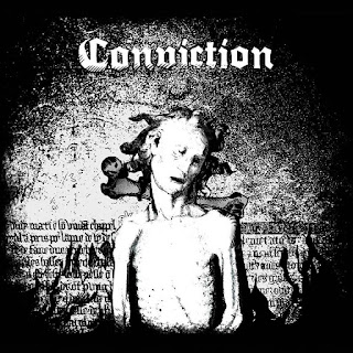 CONVICTION DOOM METAL FRANCAIS OLIVIER VERRON TEMPLE OF BAAL